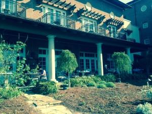 jasmine porch